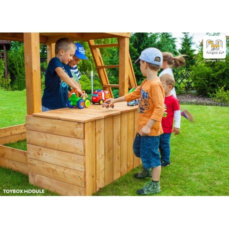 Модул Toy Box